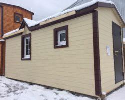 Модульный дом 6х2,3м Дачная Квартира